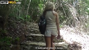 Thailand porn adventures and amateur mad about on a motorbike