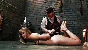 Incredible slave training session be beneficial to filial Mona Wales