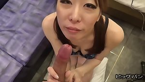 Asian mommy POV blowjob Hard Fundamental principle